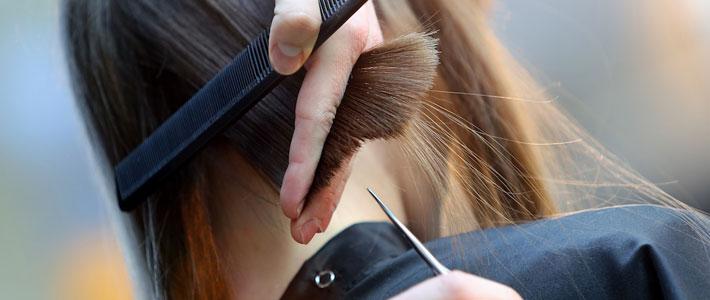 آموزشگاه آرایشگری فنی حرفه ای ، آموزش کوتاهی مو